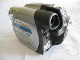 Foto 3 Panasonic VDR D160EG9S-Camcorder silver