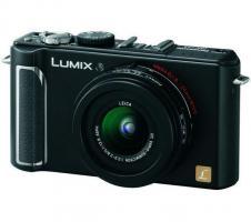 Panasonic  Lumix DMC-LX3 schwarz