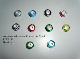 Pandora Beads Elemente aus Muranoglas