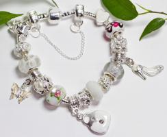 Pandora Silber Armband