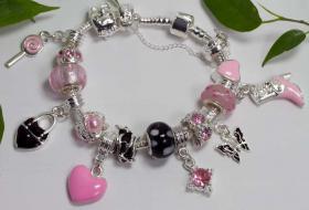 Foto 2 Pandora Silber Armband