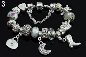 Foto 3 Pandora Silber Armband