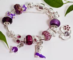 Foto 4 Pandora Silber Armband