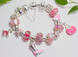 Foto 5 Pandora Silber Armband