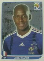 Panini Sticker WM 2010   Alou Diarra Nr. 97