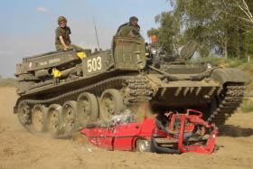 Panzer selber fahren - Agentur Spezial GmbH