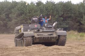 Foto 2 Panzer selber fahren - Agentur Spezial GmbH
