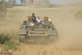 Foto 3 Panzer selber fahren - Agentur Spezial GmbH