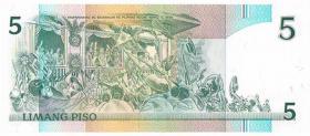 Foto 2 Papiergeld REPUBLIKA NG PILIPINAS !