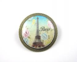 Paris Cameo Anstecker