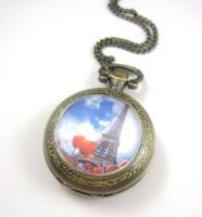 ' Paris im Sommer ' Uhrenkette