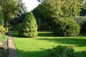 Foto 6 Partgarten mit Wochenendhaus in Brandenburg/Havel mit Bootssteg