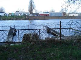 Foto 7 Partgarten mit Wochenendhaus in Brandenburg/Havel mit Bootssteg