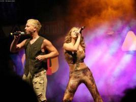 Foto 5 Party Showact 2 HOT - Coverband, Partyband, Pop Duo, Gesangsshow, Show