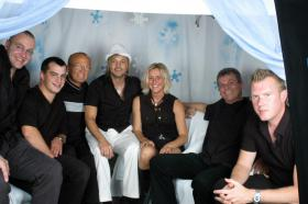 PartyBand, CoverBand SCHILLING-LIVE Music Entertainment.