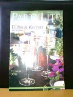 PartyLite Kerzen und Accessoires