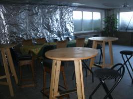 Foto 6 Partyraum, Fetenraum mit Bestuhlung und Sanitäranl., Gr. 82m²