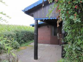 Foto 3 Parzelle mit bewohnbaren Blockhaus in Achim