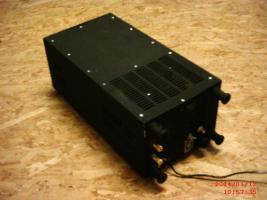 Past Audio Monoblockverstärker- Vollröhre!