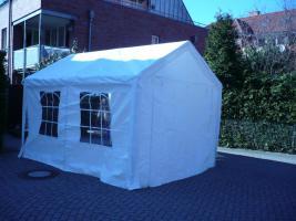 Pavillon Partyzelt Gartenzelt Partypavillon Zelt 3x4 m