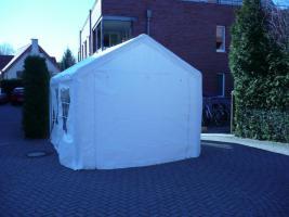 Foto 3 Pavillon Partyzelt Gartenzelt Partypavillon Zelt 3x4 m