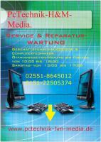 PcTechnik-H&M-Media  .Service & Reparatur.