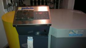 Pelletheizung Paradigma Pelletti 152L