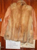 Pelzbekleidung