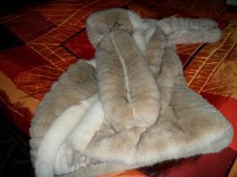 Foto 2 Pelzmantel SAGA FOX nur 2mal getragen