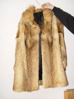 Pelzmantel ''gaewolf''- wenig getragen, sehr guter Zustand !
