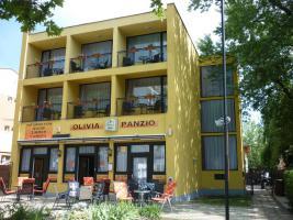 Pension mit Balaton-Panorama am Plattensee, in bester Lage Siófoks, direkt vom Eigentümer zu Verkaufen!