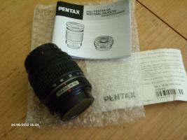 Pentax 18-55mm DA L F3.5-5.6 AL Neu originalverpackt