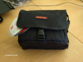 Pentax Nylon Case Schwarz für SLR Kameras Neu originalverpackt
