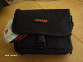 Foto 2 Pentax Nylon Case Schwarz für SLR Kameras Neu originalverpackt