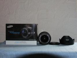 Foto 2 Pentax / Samsung DSLR Auflösung