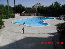Penthouse mit kleiner Dachterrasse, Pool und Garten Hurghada �gypten