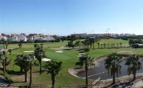 Penthouse -Duplex mit Blick am Mer und Golf