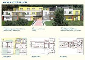 Penthousewohnung Wörthersee
