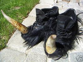 Foto 2 Perchten Schuhe