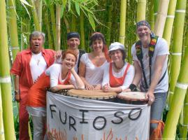 Percussiongruppe Furioso aus Berlin, Trommelgruppe