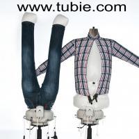 Perfekt gebügelte Wäsche mit TUBIE