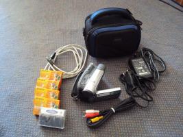Foto 3 Perfekter Sony Digital Camcorder