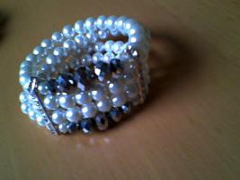 Perlen Armband, Neu, unbenutzt, ohne Etikett