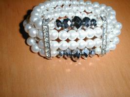 Foto 2 Perlen Armband, Neu, unbenutzt, ohne Etikett