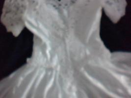 Perlmutt Brautkleid