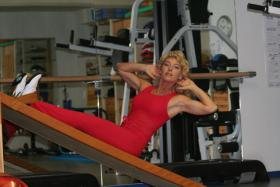 Personal Fitness, Bewegungsübungen, Rehasport, Wirbelsäulengymnastik, Bauchtraining, Rückentraining, Fitness, Ballett, Tanzen, Yoga, Pilates, Aerobic