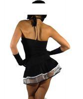 Foto 2 Petticoat-Kleid schwarz/weiß Gr. S-M - OVP - NEU