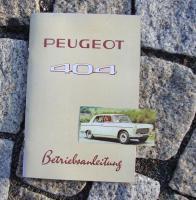 Foto 7 Peugeot 203 Betriebsanleitung (1954)
