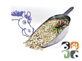 Pferde Kräutermüsli Magen und Darm 10 KG, Pferdekräutermüsli, Pony, Esel