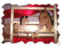 Foto 3 '' Pferde Träume '' Hochbett Kinderbett Etagenbett Bett NEU